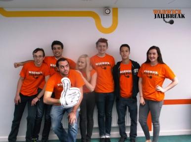 Warwick Jailbreak Launch 4