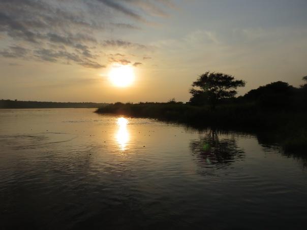 Uganda Sunrise