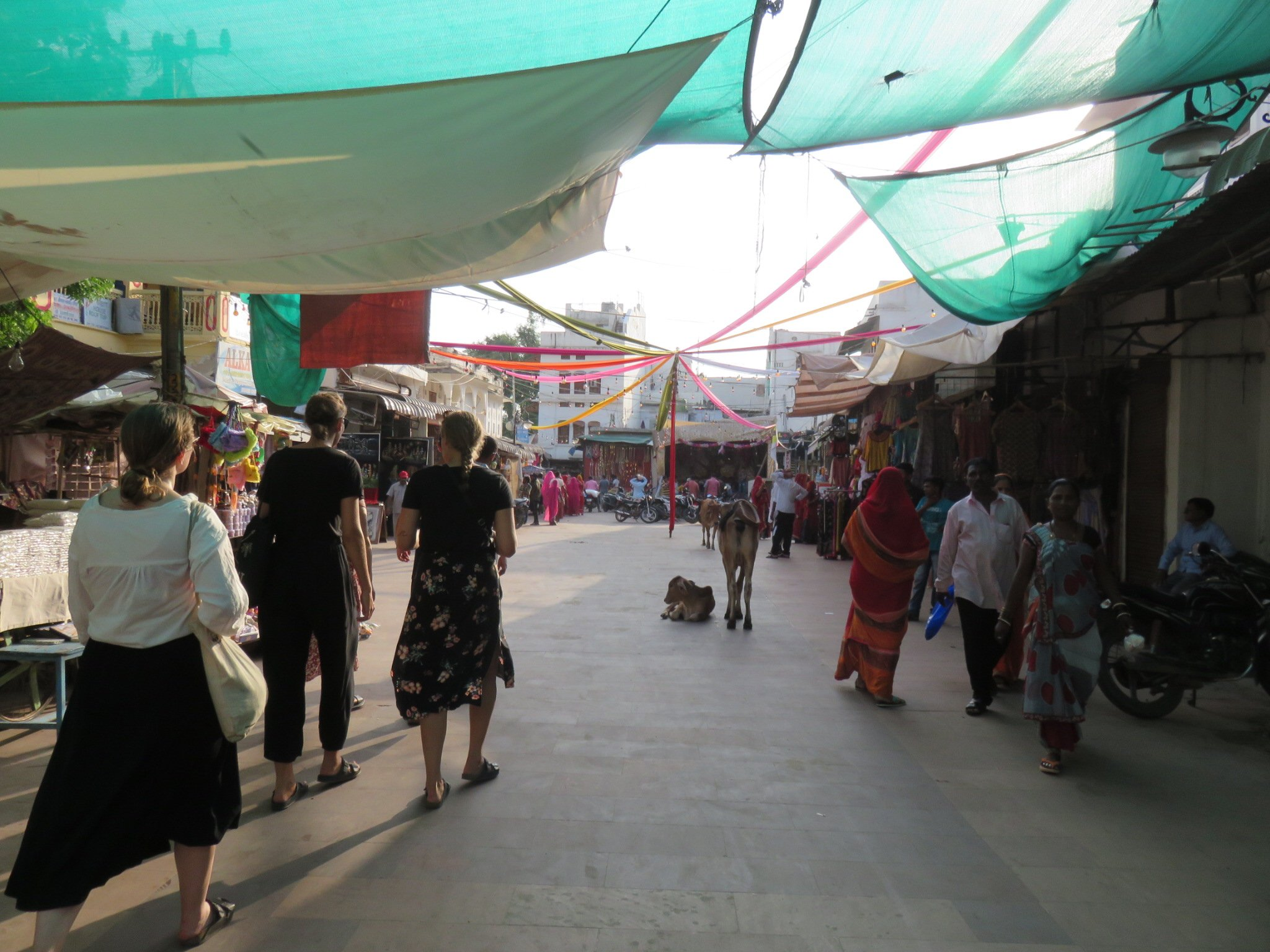 Pushkar markets