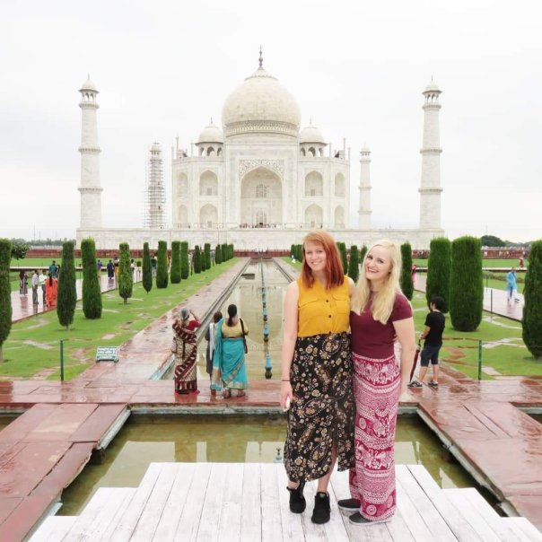 Taj Mahal Sian And Tash
