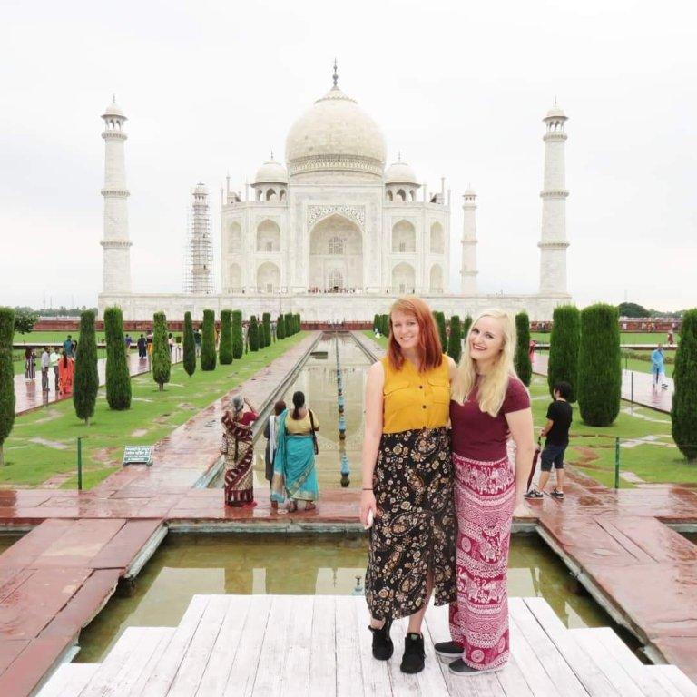 Taj Mahal Sian And Tash