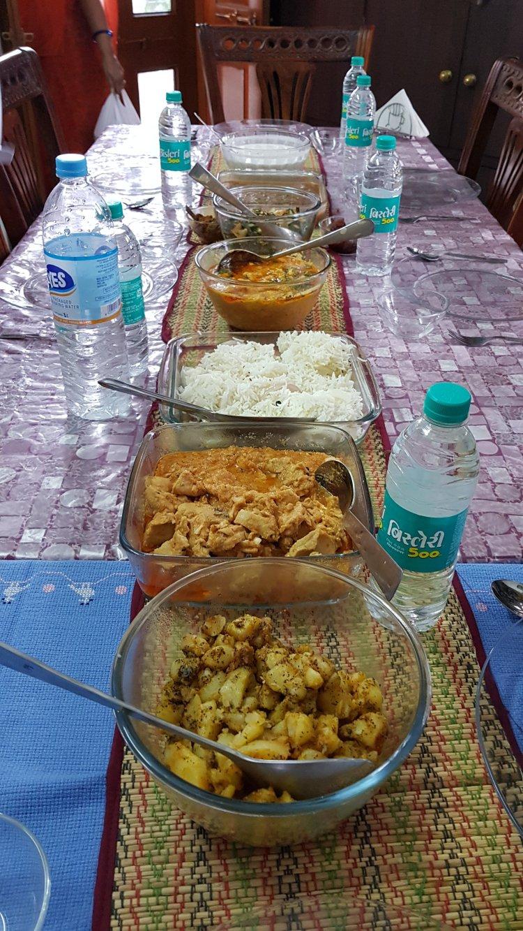Udaipur feast