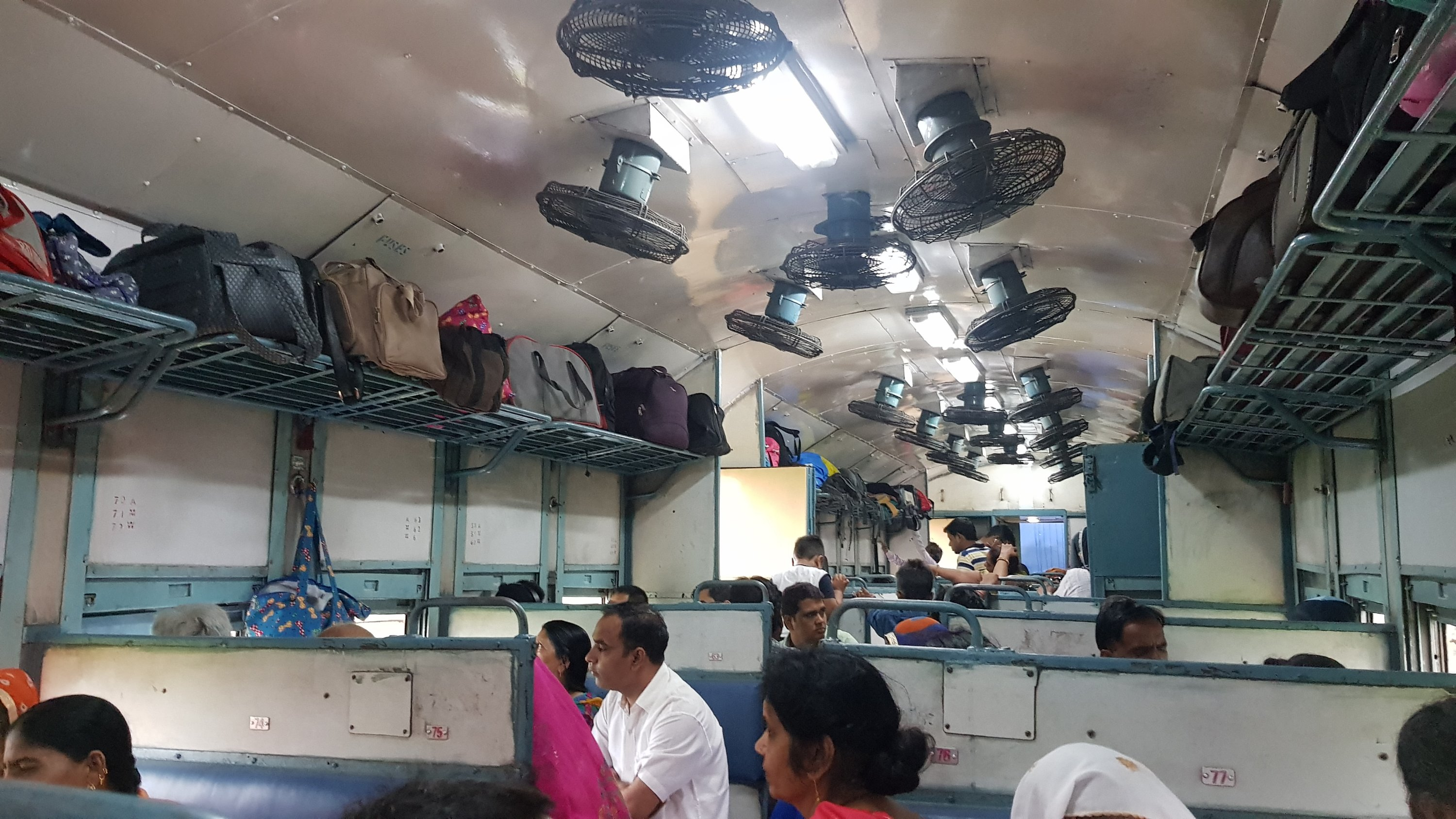 Udaipur train