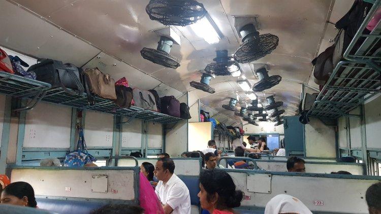 Udaipur train