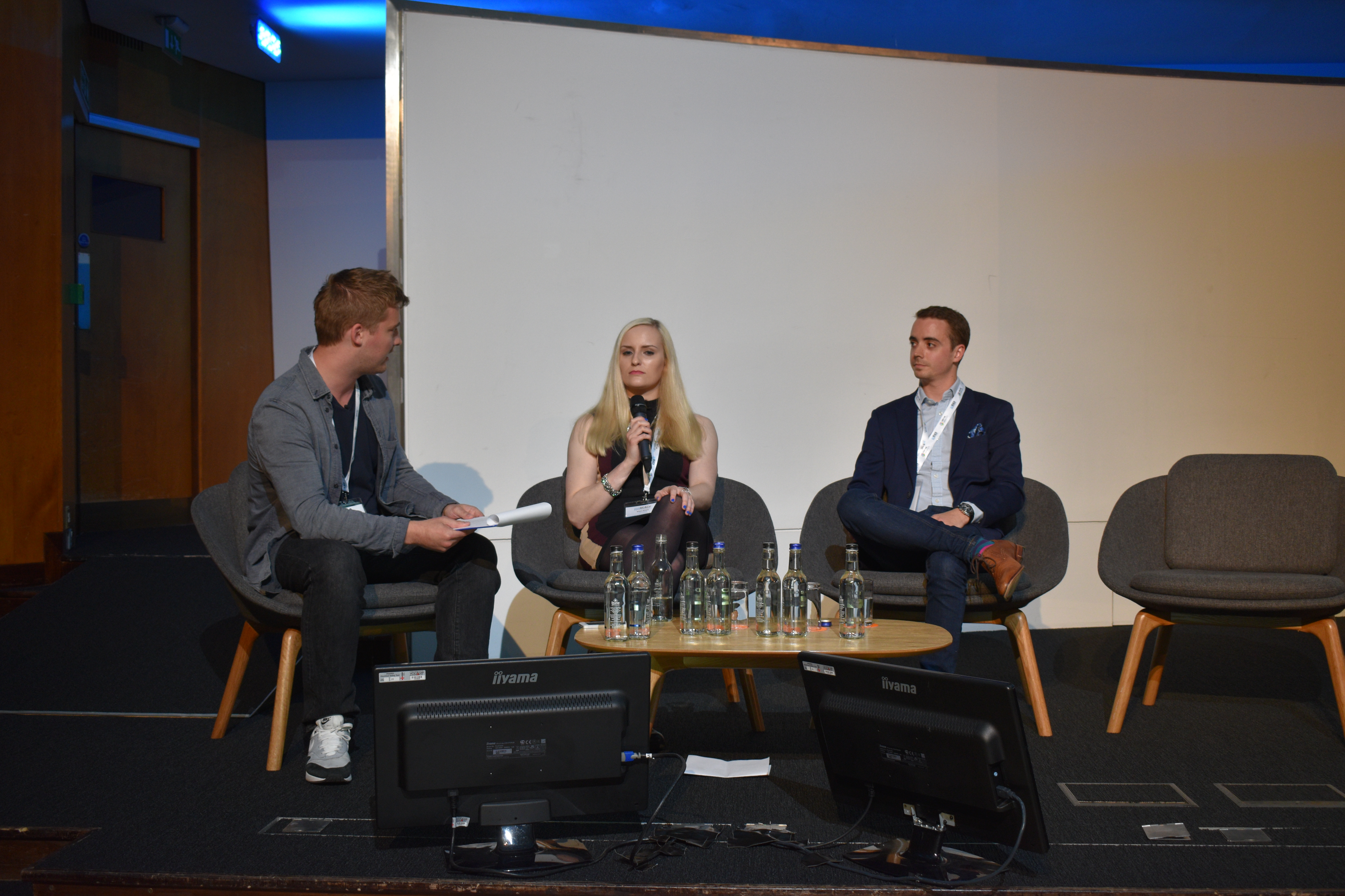Panellist at a Q&A for Verve Search's outREACH conference in London, on how to pitch to journalists