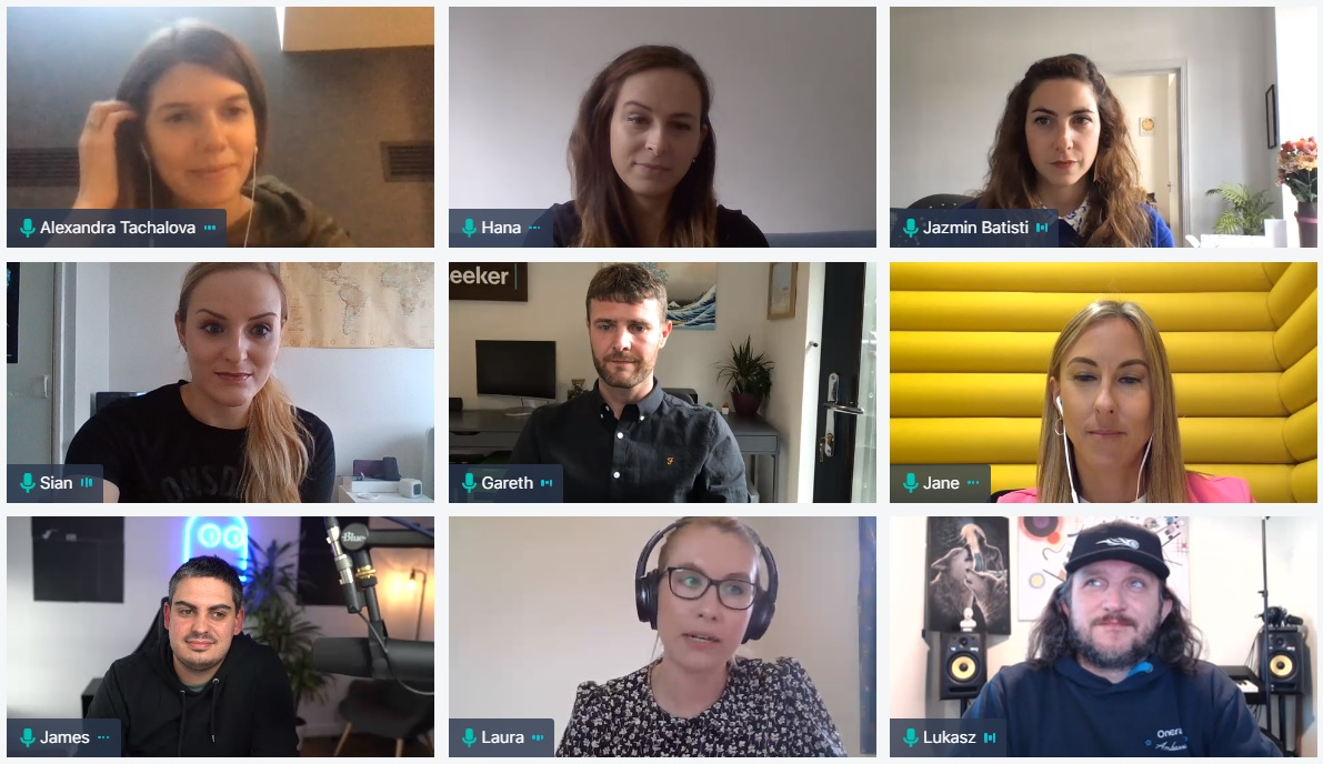Panellist at a Q&A in the virtual Brighton SEO conference, on how to land links and successfully pitch
